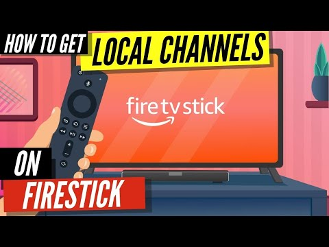 How to get local channels on firestick free