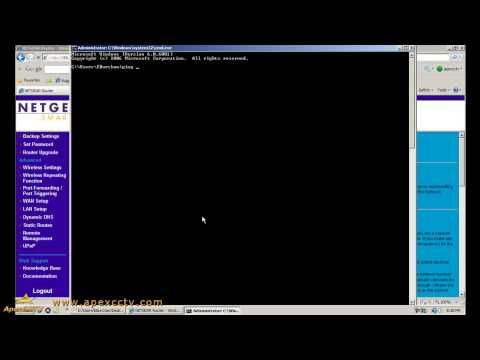 Video tutorial: networking guide (part 6) - how to find a static ip address for your network