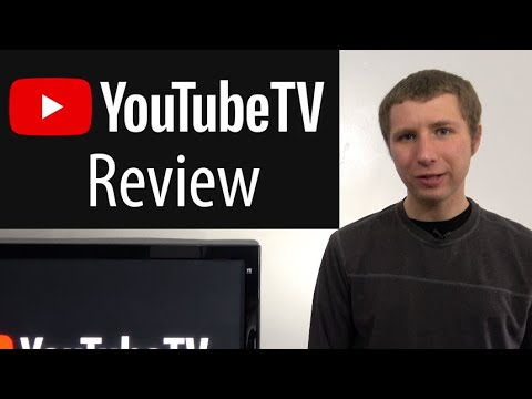 Youtube tv review - 70 live tv channels for $65/month