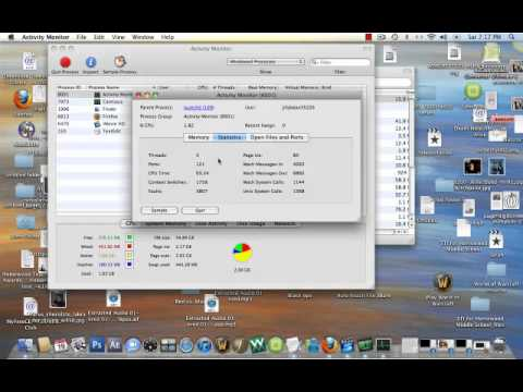 How to get into your utilities folder on mac and check your ram