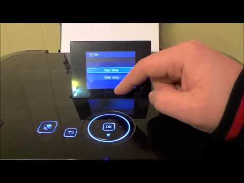 How to connect a wireless printer to a network (tutorial)