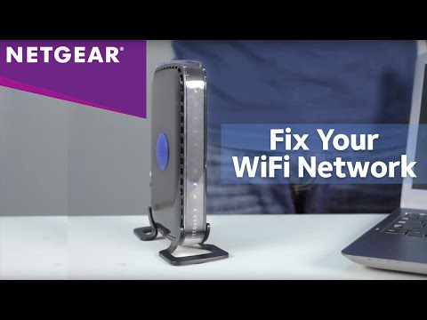 How to troubleshoot your netgear wireless router network