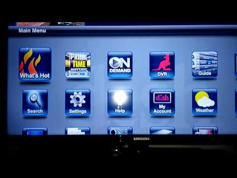 How to program your dish network remote to any tv