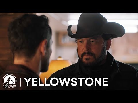 Stories from the bunkhouse (ep. 10) | yellowstone | paramount network