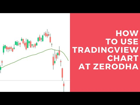How to use tradingview chart at zerodha kite platform | save layouts and template | 2020