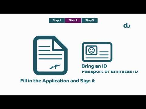 How to transfer your personal mobile number to du in 3 easy steps