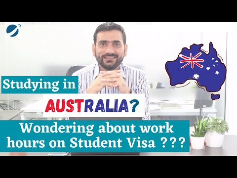 How many hours can you work on australian student visa? | student visa qna | the migration