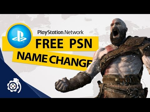 Free psn name change   everything you need to know