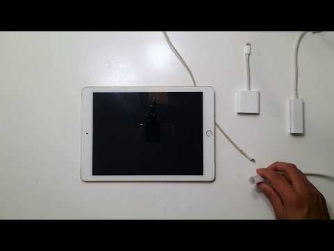 How to connect your iphone or ipad to ethernet