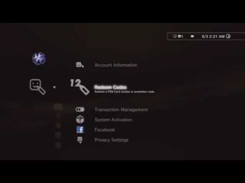 How to change your account information for ps3 password name email and privacy settings