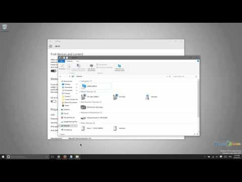 Windows 10 - connecting to another computer over a simple network