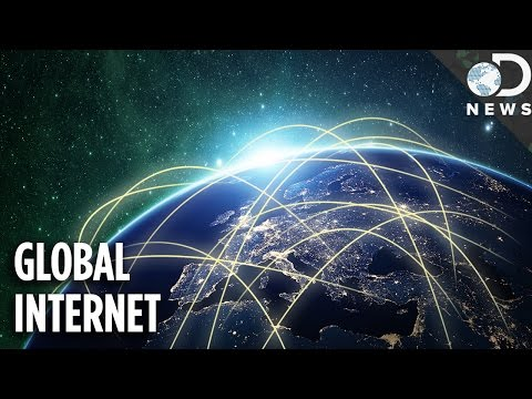 Can we really give the entire world internet?