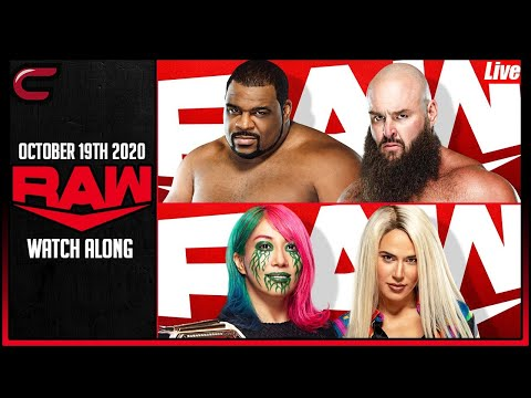 Wwe raw october 19th 2020 live stream: full show watch along
