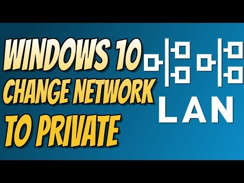 How to change your windows 10 wired network from public to private   discover pcs & printers